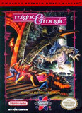 Might and Magic: Secret of the Inner Sanctum (Nintendo Entertainment System)